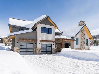 Routt County Single Family Home Active: 1280 Clubhouse Circle