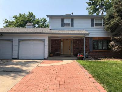 Single Family Home Under Contract: 2191 South Allison Court
