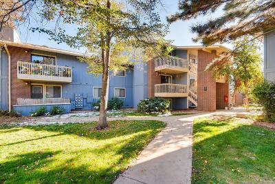 Boulder Condo/Townhouse Active: 2800 Kalmia Avenue #C110