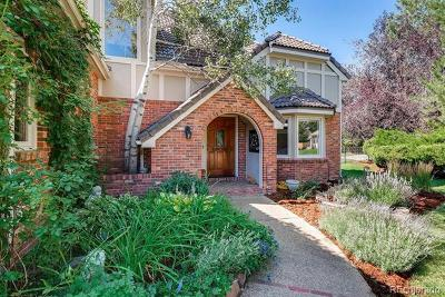 Boulder Single Family Home Active: 2460 Agate Lane