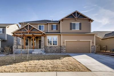 Castle Rock Single Family Home Active: 4353 Manorbrier Circle