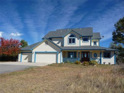 Elbert County Single Family Home Active: 42274 Thunderhill Road