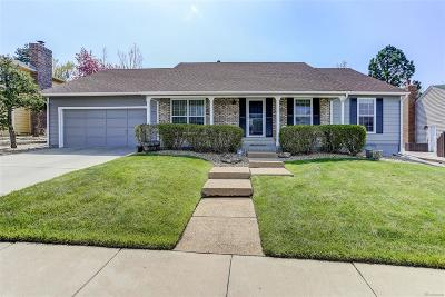 Broomfield Single Family Home Active: 3080 North Oak Circle