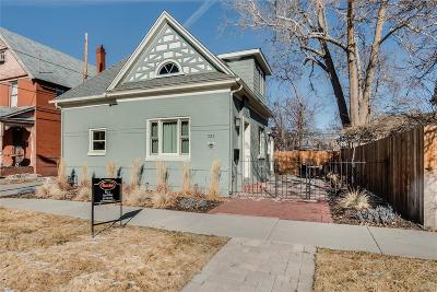 Castle Rock, Conifer, Cherry Hills Village, Greenwood Village, Englewood, Lakewood, Denver Single Family Home Active: 231 West Irvington Place