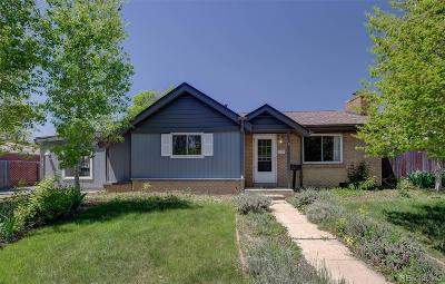Arvada Single Family Home Active: 6303 Harlan Street