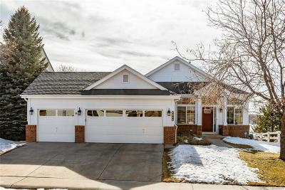 Lone Tree Single Family Home Under Contract: 7608 Lebrun Court