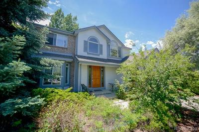 Boulder Single Family Home Active: 7340 Poston Way