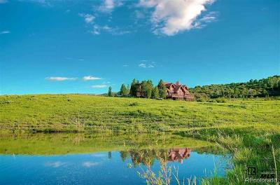 Routt County Single Family Home Active: 32255 Mack Lane #Lot 18