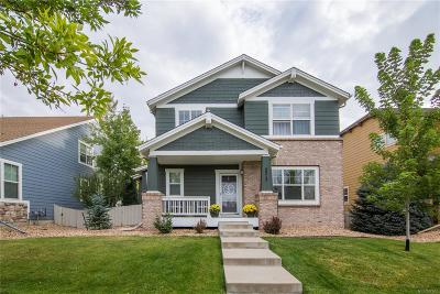 Broomfield Single Family Home Under Contract: 2513 McKay Landing Parkway