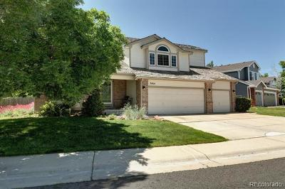 Lone Tree Single Family Home Active: 7464 La Quinta Lane
