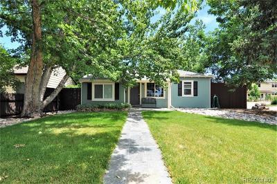 Single Family Home Active: 2690 South Vine Street