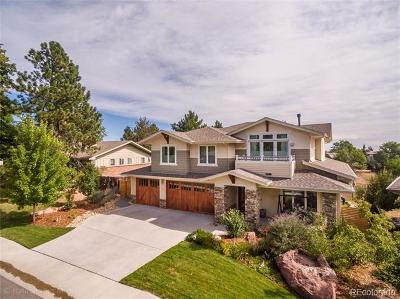 Boulder Single Family Home Active: 2245 Hillsdale Circle