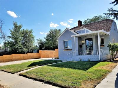 Denver Single Family Home Active: 1515 Oneida Street