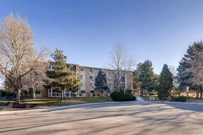 Aurora Condo/Townhouse Active: 13635 East Bates Avenue #406