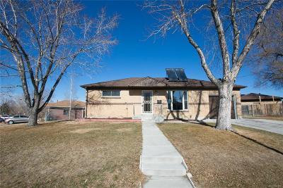 Northglenn Single Family Home Under Contract: 10446 Corona Street