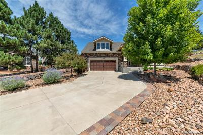 Aurora Single Family Home Active: 7546 South Gold Bug Court