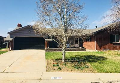Denver Single Family Home Active: 3221 South Holly Place