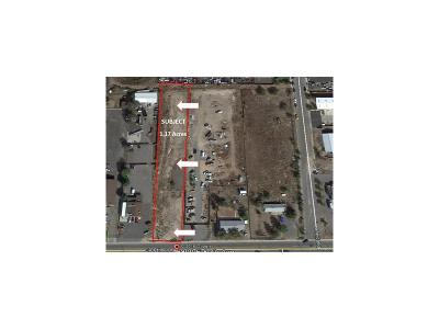 Commerce City Residential Lots & Land Under Contract: Vacant Lot 80th Avenue