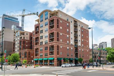 Denver Condo/Townhouse Active: 1975 North Grant Street #703