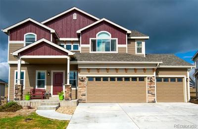 Berthoud Single Family Home Active: 711 Canyonlands