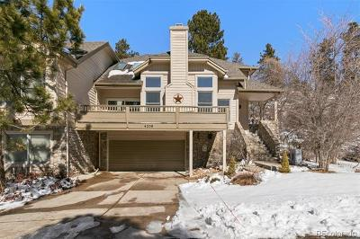 Castle Rock Condo/Townhouse Active: 4209 Morning Star Drive