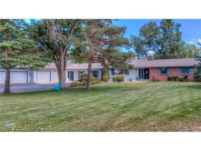 Lafayette Single Family Home Active: 8878 Elgin Drive