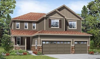 Castle Rock Single Family Home Active: 2572 Echo Park Drive