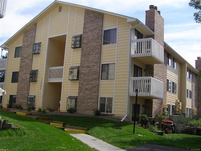 Aurora Condo/Townhouse Active: 12490 East Cornell Avenue #303