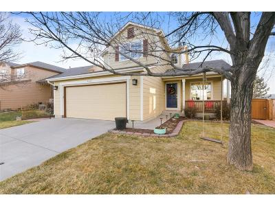 Highlands Ranch Single Family Home Under Contract: 9361 Wolfe Street