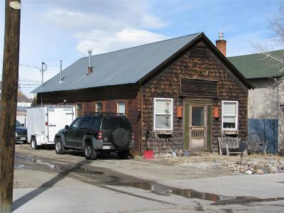 Salida Single Family Home Under Contract: 320 G Street
