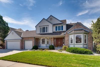 Highlands Ranch Single Family Home Active: 1506 Saltbush Ridge Road