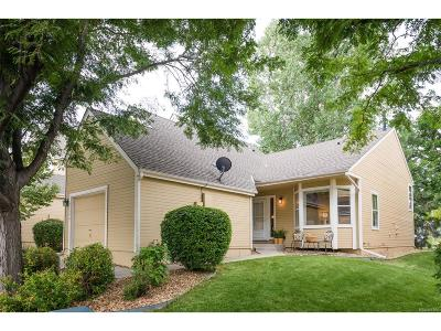 Arvada Condo/Townhouse Under Contract: 6353 Zang Court #A