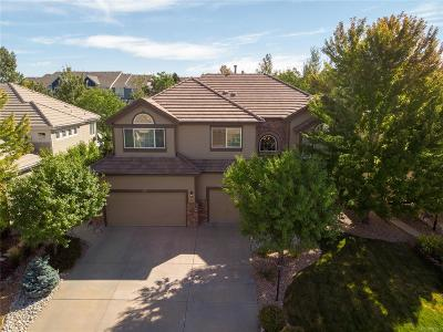 Lone Tree Single Family Home Under Contract: 9635 Aspen Hill Circle
