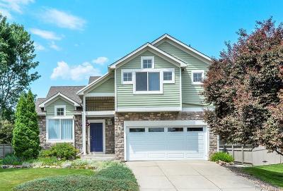 Longmont Single Family Home Under Contract: 1009 Alder Way