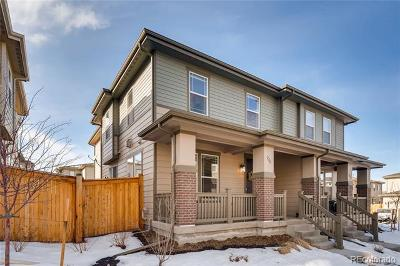 Littleton Condo/Townhouse Active: 240 West Jamison Court