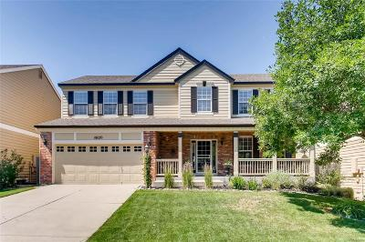 Aurora Single Family Home Active: 18630 East Powers Drive