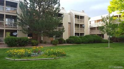 Aurora Condo/Townhouse Active: 14852 East Kentucky Drive #926