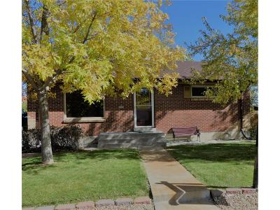 Northglenn Single Family Home Under Contract: 1455 Elmer Drive