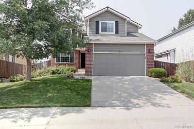 Broomfield Single Family Home Under Contract: 12591 Alcott Street