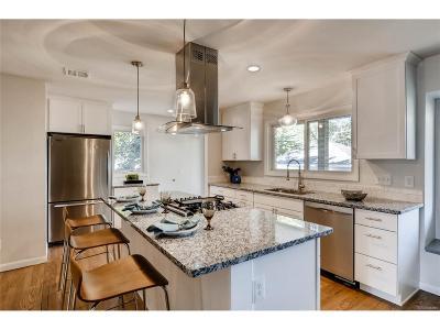 Denver Single Family Home Active: 2701 South Williams Street