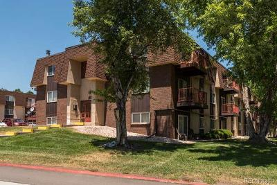 Denver Condo/Townhouse Under Contract: 7755 East Quincy Avenue #301A7