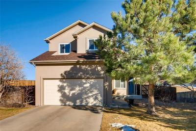 Golden Single Family Home Under Contract: 672 Entrada Drive