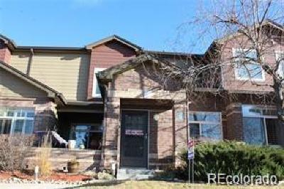 Highlands Ranch Condo/Townhouse Under Contract: 6502 Sillver Mesa Drive #D
