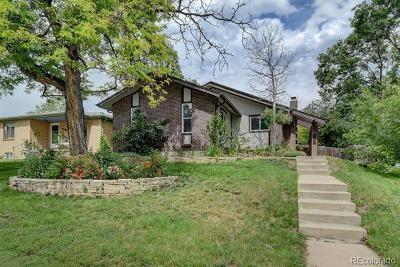 Denver Single Family Home Active: 1530 South York Street