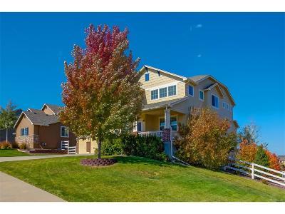 Castle Rock Single Family Home Active: 2791 Mountain Sky Drive
