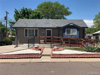 Northglenn Single Family Home Active: 11259 Marion Street