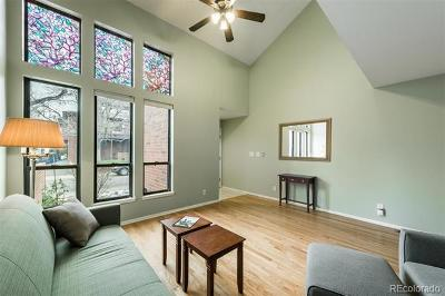 Denver Condo/Townhouse Active: 540 South Forest Street #R