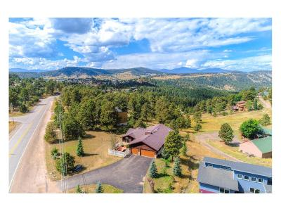 Golden Single Family Home Active: 129 Lookout Mountain Road
