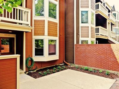 Boulder Condo/Townhouse Under Contract: 2244 Spruce Street #A