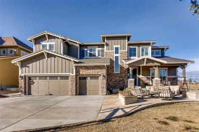 Highlands Ranch Single Family Home Active: 10671 Braesheather Court